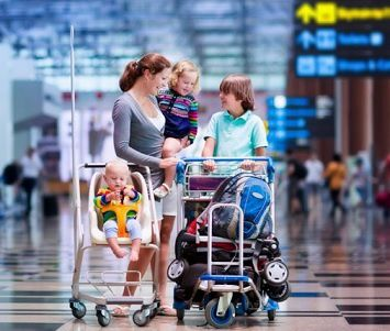 Conseils de santé pour les parents voyageurs