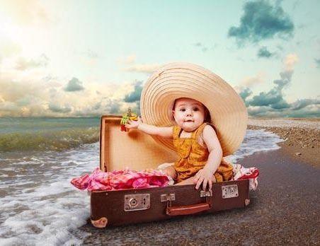 Comment réussir son premier voyage en avion avec bébé - Partie 1