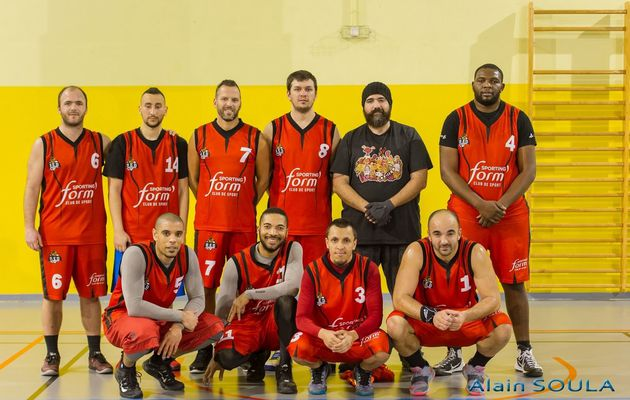 BORDEROUGE BASKET 2016/2017