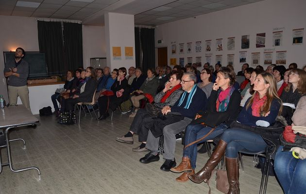 Conférence et inauguration