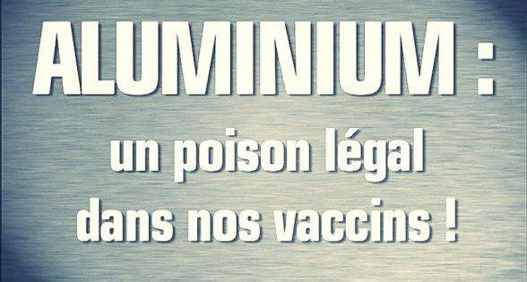Aluminium et vaccins