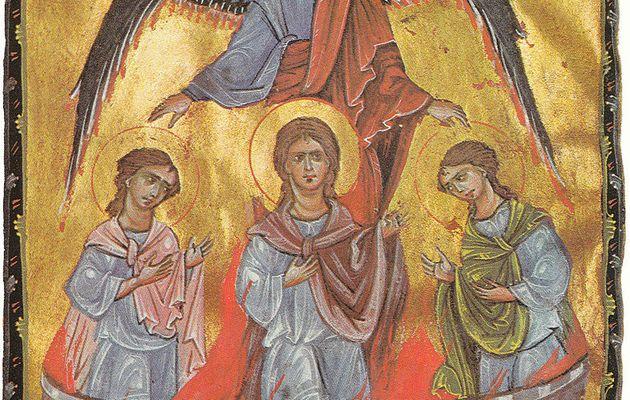 Bénissez le Seigneur - Cantique des trois enfants
