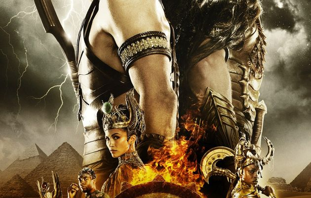 J'ai vu! #238 : Gods of Egypt