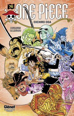 Passion Manga #21 : One Piece #76