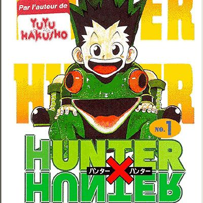 Passion Manga #23 : Hunter X Hunter #1