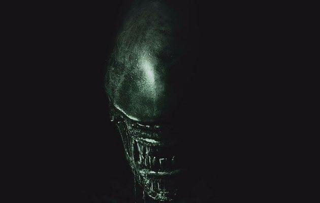 Alien Covenant, une affiche qui fait peur !