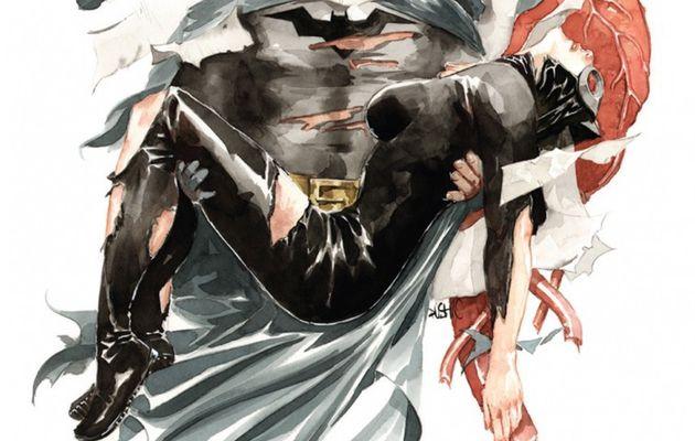 """Mon Impression : Paul Dini présente Batman tome #2 """"Le Coeur de Silence"""""""