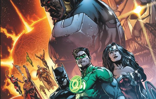 "Mon Impression : Justice League tome #9 ""La Guerre de Darkseid"""