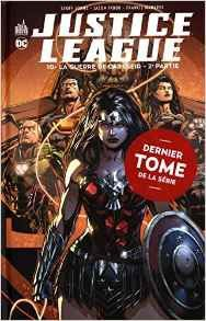 "Mon Impression : Justice League tome #10 ""La Guerre de Darkseid"""