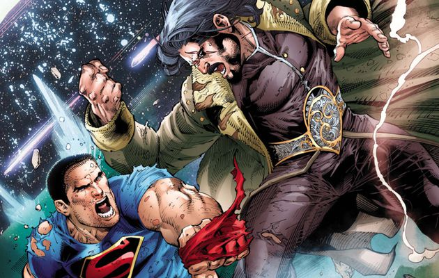 Mon Impression : Superman Univers #8