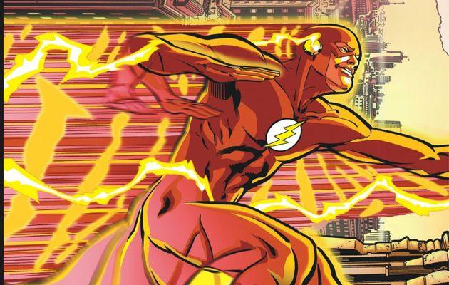 Geoff Johns présente Flash tome #1, la preview !