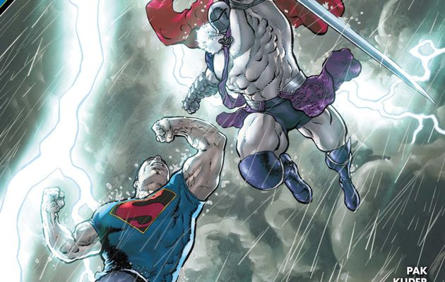 Mon Impression : Superman Univers #9