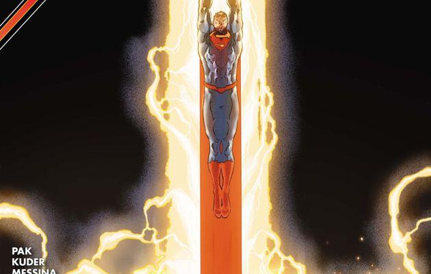 Mon Impression : Superman Univers #10