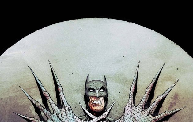 Mon Impression : Batman Univers #8