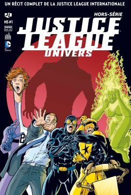 Mon Impression : Justice League Univers Hors-Série #1