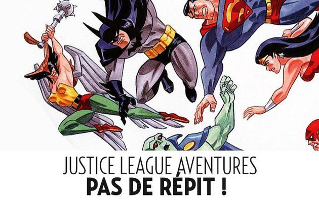 Justice League Adventures tome #2 en septembre