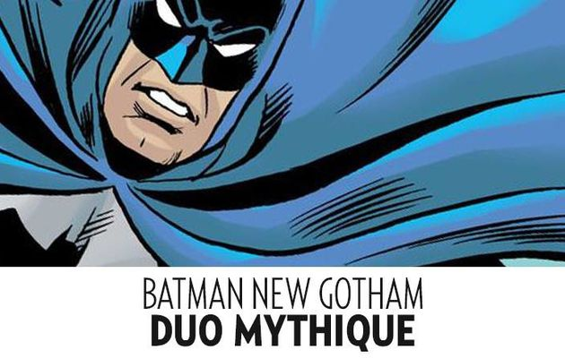 Batman New Gotham tome #2 en septembre