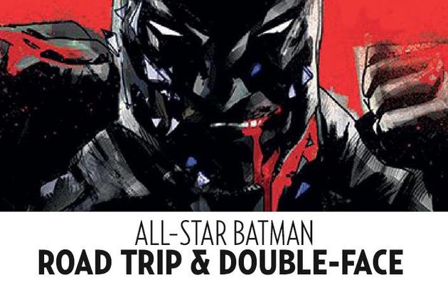 All-Star Batman tome #1 en septembre !!