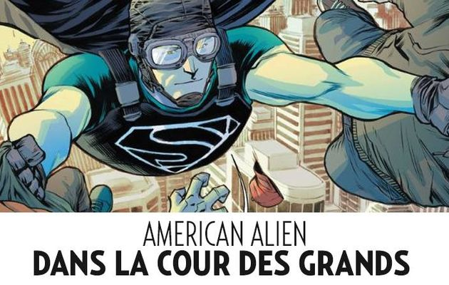Superman American Alien en septembre