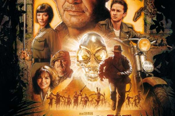 J'ai vu! #276 : Indiana Jones et le Royaume du Crâne de Cristal