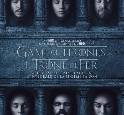 J'ai vu! #275 : Game of Thrones saison 6