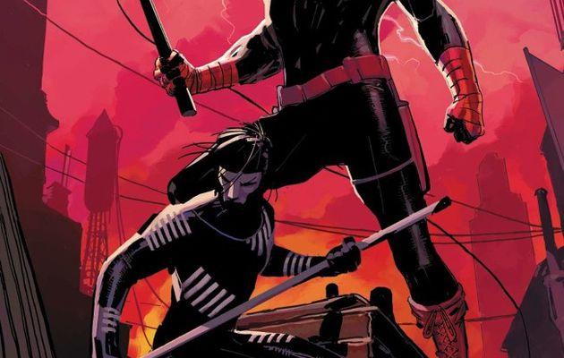 """Mon Impression : Daredevil tome #1 """"Un Témoin Gênant"""""""