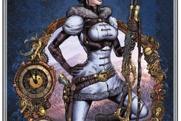"""Mon Impression : Lady Mechanika tome #3 """"Les Tablettes de la Destinée"""""""