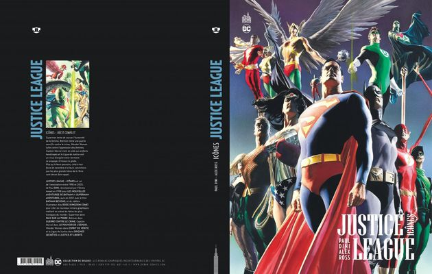 Justice League Icônes, la preview !