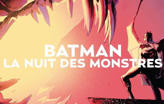 Batman, la Nuit des Monstres débarque pour Halloween !