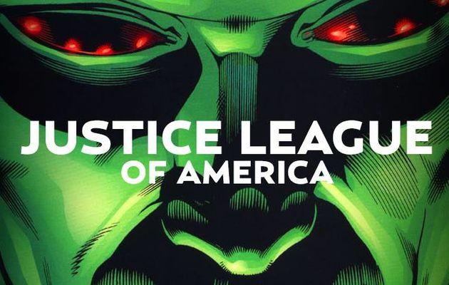 Justice League of America en octobre !