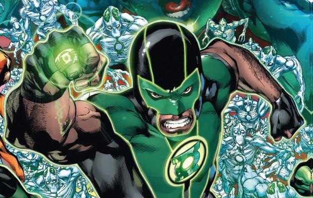 "Mon Impression : Green Lantern tome #3 ""La Troisième Armée"""