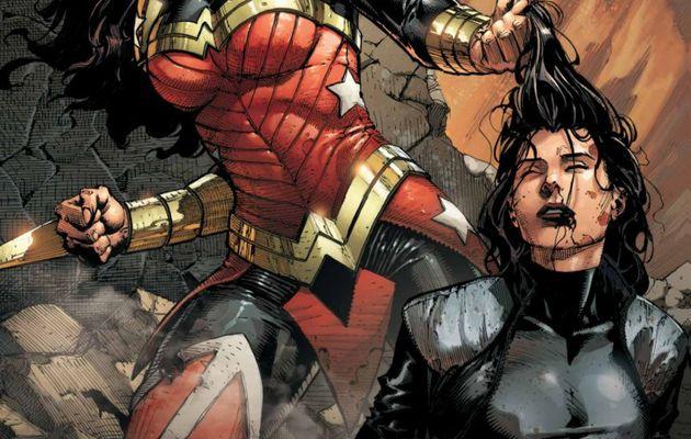 """Mon Impression : Wonder Woman, Déesse de la Guerre tome #2 """"Coup du Sort"""""""