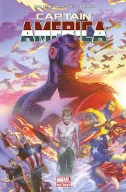 "Mon Impression : Captain America tome #5 ""Le Soldat de Demain"""