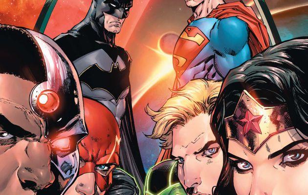 Mon Impression : Justice League Rebirth #1