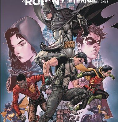 Mon Impression : Batman & Robin Eternal tome #2