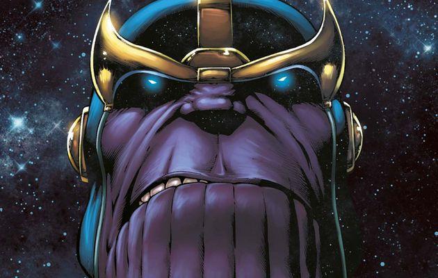 Mon Impression : Thanos : la Révélation de l'Infini