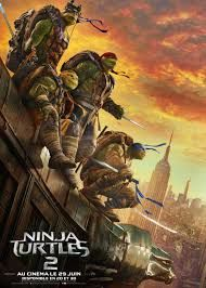J'ai vu! #296 : Ninja Turtles 2