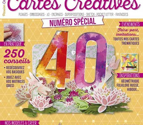 En direct des blogs [Magazine Passion Cartes Créatives#40]