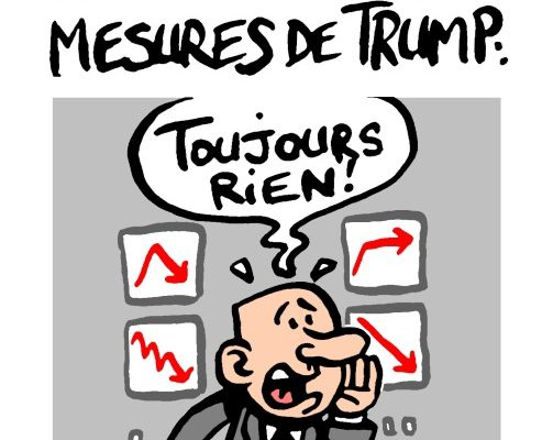 Wallstreet attend les 1ères mesures de Trump: