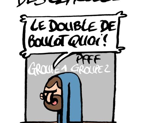 Dédoublement des classes: