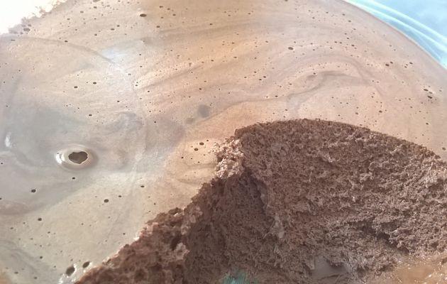 mousse au choclat magique thermomix