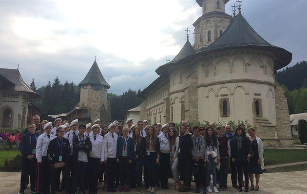 La pédagogie du collège Boris Vian de Coudekerque Branche s'exporte à travers l'Europe.