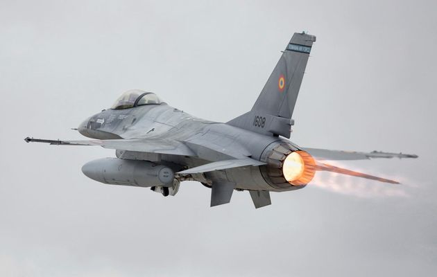 La Force Aérienne Roumaine réceptionne trois F-16A/B MLU supplémentaires