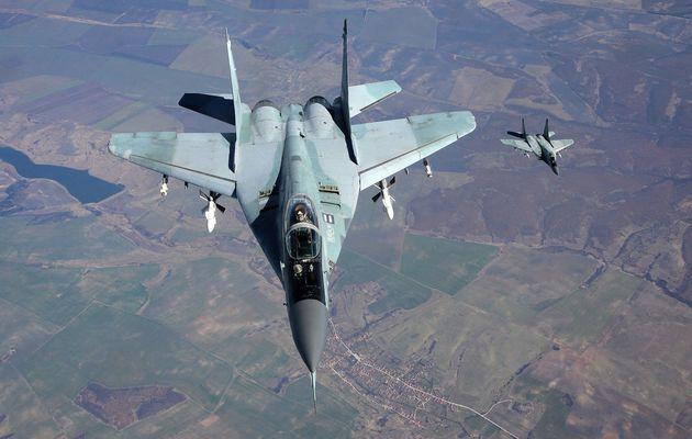La Bulgarie lance un appel d'offres pour le remplacement de ses MIG-29 Fulcrum