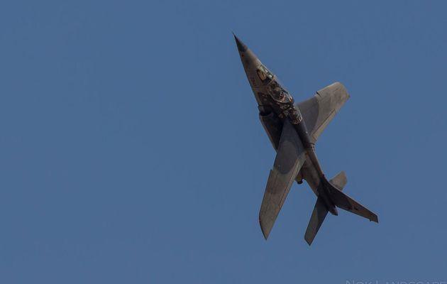 Un pilote de chasse thaïlandais a été éjecté de son Alpha Jet
