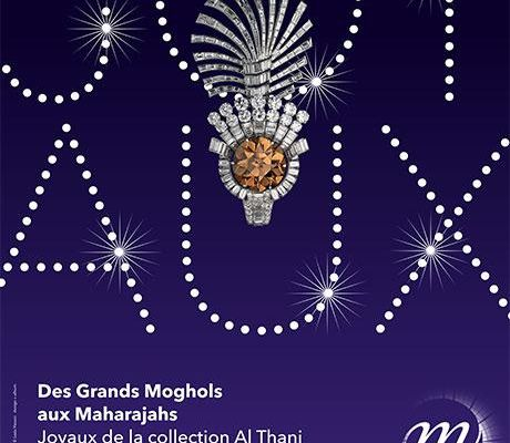 Des grands Moghols aux Maharajahs, joyaux de la collection Al Thani au Grand Palais à Paris