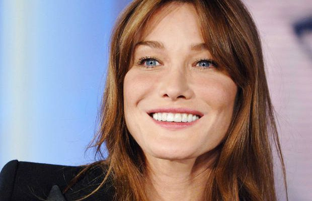 Carla Bruni se reprend avec Enjoy the Silence