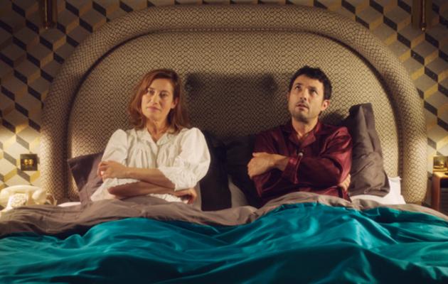 Dans la tête d'Albin de la Simone, avec Emmanuelle Devos et Régis Laspalès