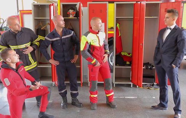 VIDEO | Les pompiers de Strasbourg met le feu au web !