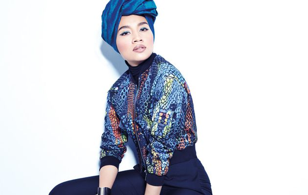 Fashion from Malaisia with Yuna